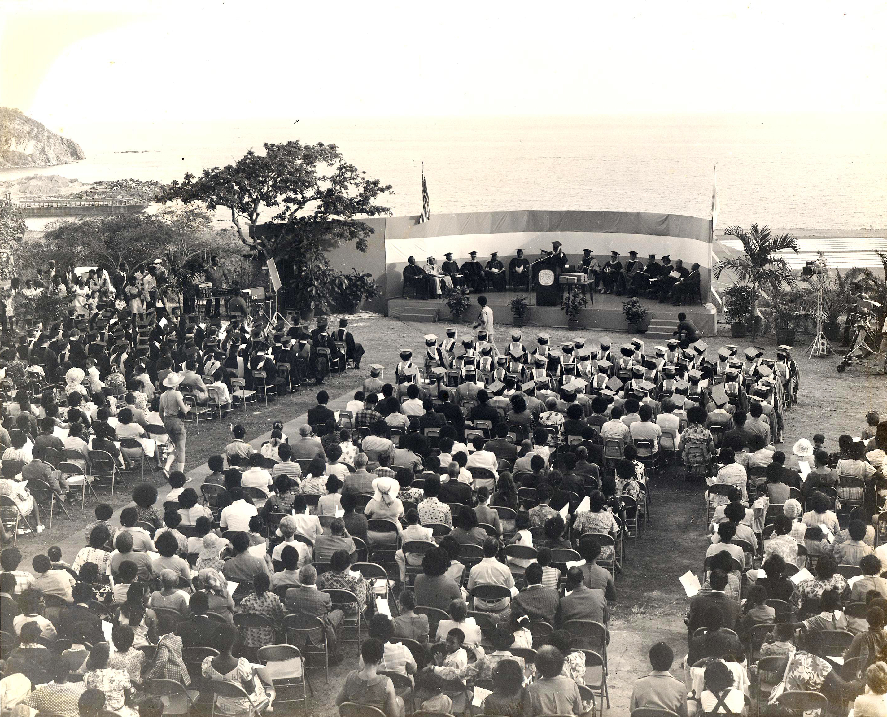 College of the Virgin Islands early 1960s Alumnus