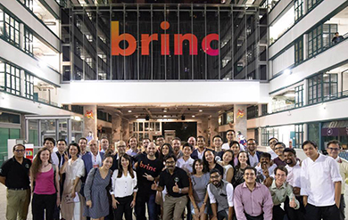 Brinc's Development and Research Team