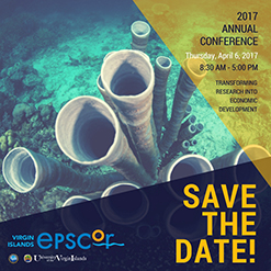 Save The Date VI-EPSCoR's Annual Conference