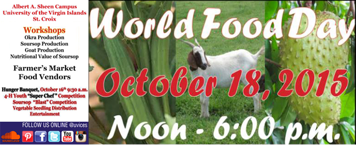 UVICES World Food Day 2015