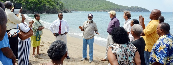 UVI Receives its Largest Gift of Largest Gift of Land