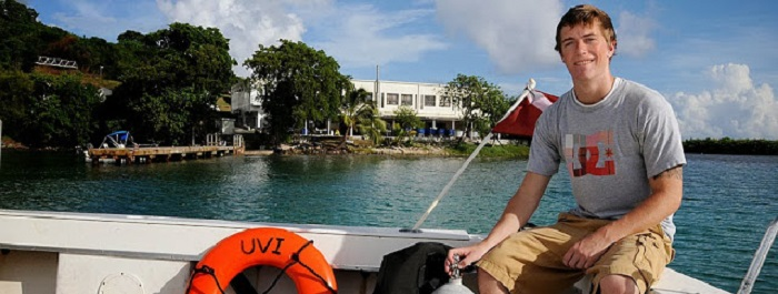 UVI Exchange, Transfer Students Increase