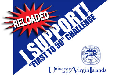 University of the Virgin Islands alumni art