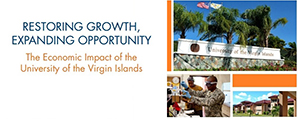 UVI's Economic Impact: $83.5 Million