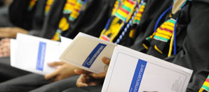 University of the Virgin Islands commencement photo.