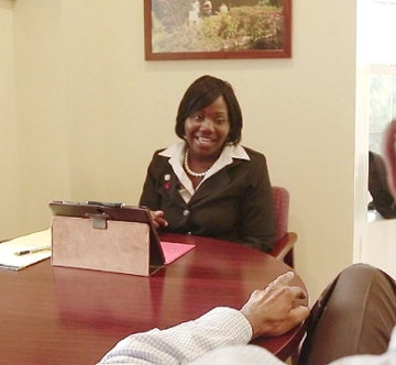 President for a Day October 2013, Sheena Tonge