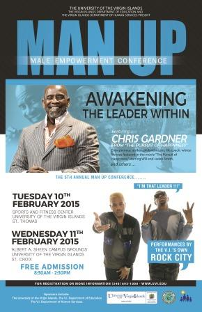 Man-Up 2015 - Awaking the Leader Within