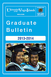 thumbnail of 2013-2014 Graduate Bulletin Cover