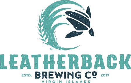 Leatherback brewing logo