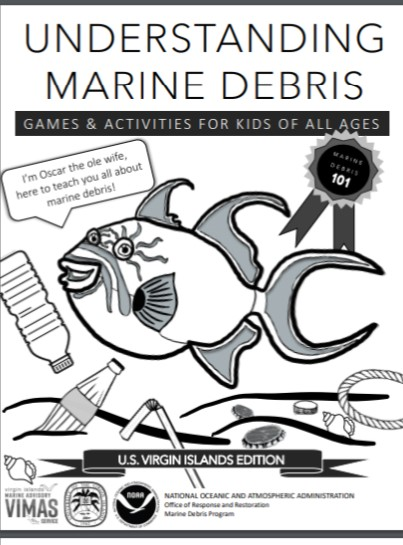 USVI Marine Debris Activity Book