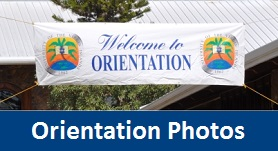 Orientation Photos