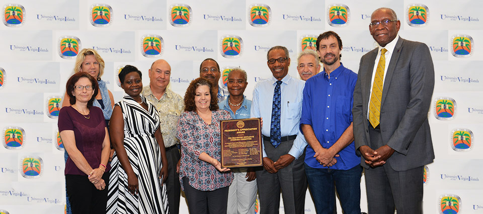 UVI's Accreditation Re-affirmed!