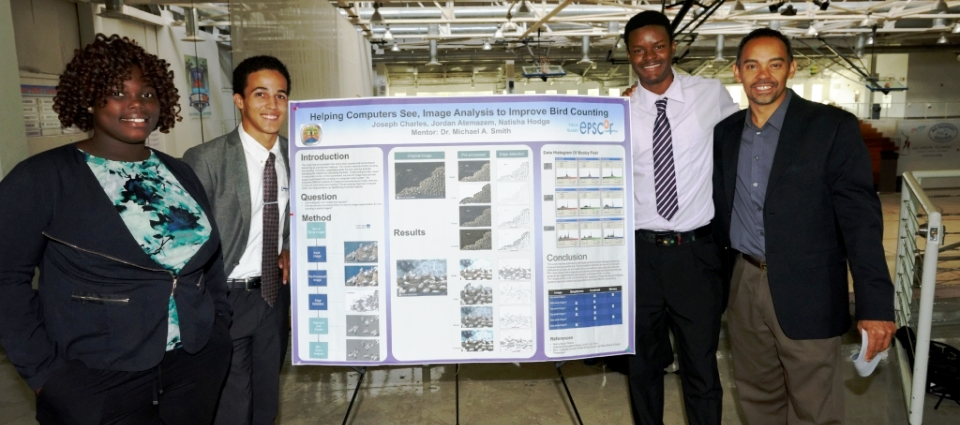 Summer Research Symposium Showcases Student Work