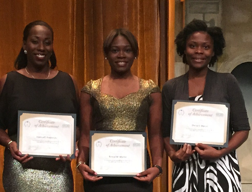 UVI students are winners at ABRCMS 2014