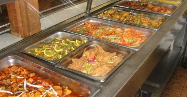 UVI Cafeteria meal options