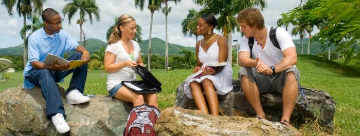 UVI has a diverse student population with students from the British Virgin Islands, Eastern Caribbean, Western Caribbean, United States, and Canada.