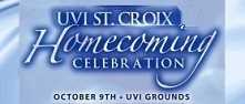 UVI St. Croix Homecoming Celebration - October 9, 2015 on the UVI Grounds