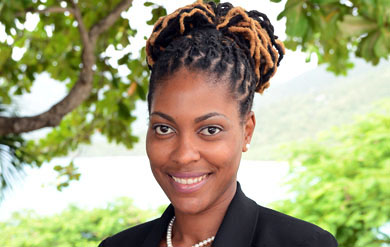 UVI Appoints Nanyamka Farrelly Public Relations Director