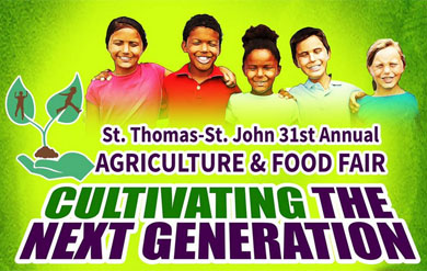 Poster image of St. Thomas-St. John Agriculture and Food Fair 2014