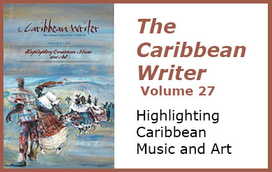 Cover image of The Caribbean Writer - Vol. 27
