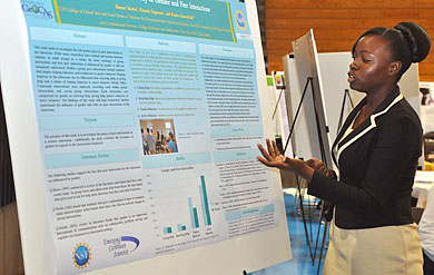 UVI 2013 Research Day on Saint Thomas
