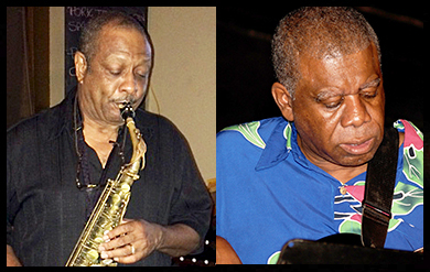 UVI music department offers free jazz improvisation workshops.