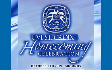 UVI St. Croix Homecoming Celebration - October 9th - UVI Grounds