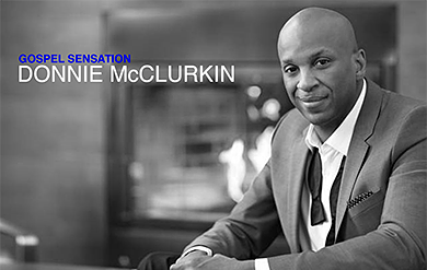 Gospel Sensation Donnie Mc Clurkin