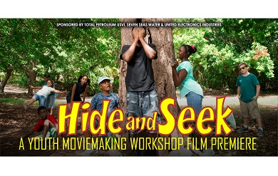 A Youth Movie Making Workshop Premier of Hide and Seek