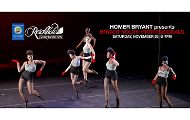 Homer Bryant Youth Professional Dance Company to Perform at the Reicchold