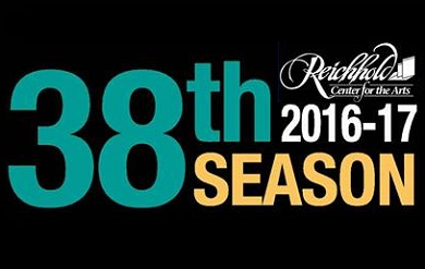 38th Season of Reichhold Center for the Arts