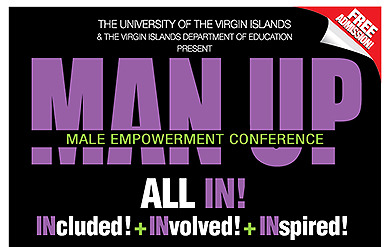 Man Up Conference Logo