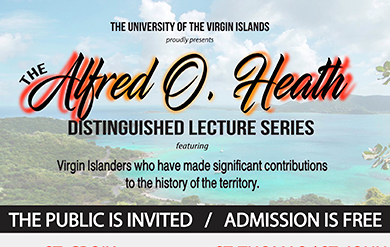 Logo for the Alfred O. Heath Distinguished Lecture Series 2017