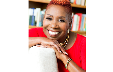 Photo of Iyanla Vanzant, Inspirational Speaker and Prolific Author