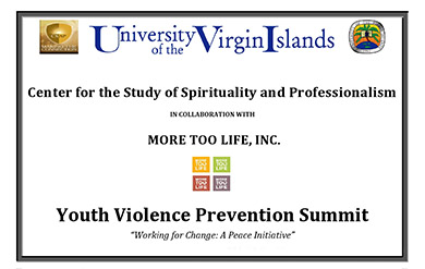 youth violence prevention summit flyer pic
