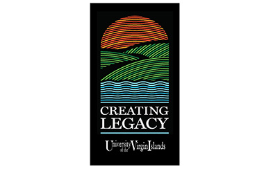UVI's Logo for the Capital Campaign