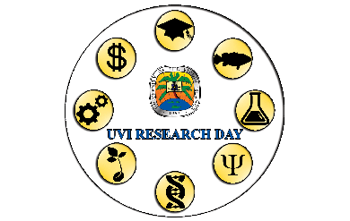 UVI Research Day 2018 Logo