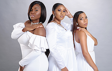 Three Contestants Vie for the Miss UVI Ambassadorial Competition