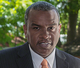 The Honorable Governor of the Virgin Islands Albert Bryan, Jr.